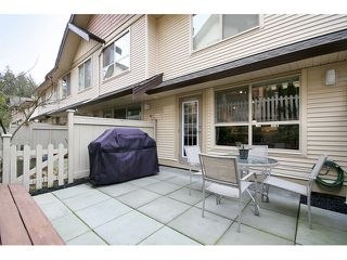 "Photo 9: 13 20350 68TH Avenue in Langley: Willoughby Heights Townhouse for sale in ""Sunridge"" : MLS®# F1106051"