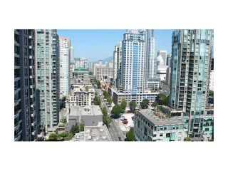 "Photo 9: 2308 909 MAINLAND Street in Vancouver: Downtown VW Condo for sale in ""YALETOWN PARK 2"" (Vancouver West)  : MLS®# V888548"