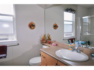 """Photo 8: 55 1055 RIVERWOOD Gate in Port Coquitlam: Riverwood Townhouse for sale in """"MOUNTAIN VIEW ESTATES"""" : MLS®# V888731"""
