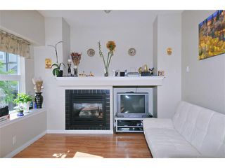 """Photo 6: 55 1055 RIVERWOOD Gate in Port Coquitlam: Riverwood Townhouse for sale in """"MOUNTAIN VIEW ESTATES"""" : MLS®# V888731"""