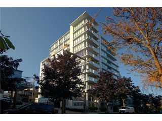"""Main Photo: 504 1530 W 8TH Avenue in Vancouver: Fairview VW Condo for sale in """"PINTURA"""" (Vancouver West)  : MLS®# V890212"""
