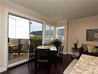 "Photo 5: 642 ST GEORGES Avenue in North Vancouver: Lower Lonsdale Townhouse for sale in ""ST GEORGES COURT"" : MLS®# V899118"