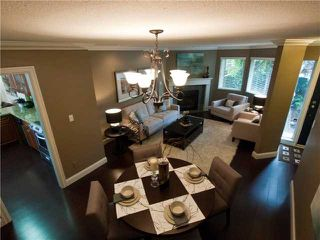 "Photo 3: 642 ST GEORGES Avenue in North Vancouver: Lower Lonsdale Townhouse for sale in ""ST GEORGES COURT"" : MLS®# V899118"