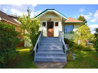Photo 1: 895 E 27TH Avenue in Vancouver: Fraser VE House for sale (Vancouver East)  : MLS®# V906443