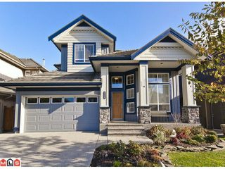 "Photo 1: 3458 150TH Street in Surrey: Morgan Creek House for sale in ""WEST ROSEMARY HEIGHTS"" (South Surrey White Rock)  : MLS®# F1127605"