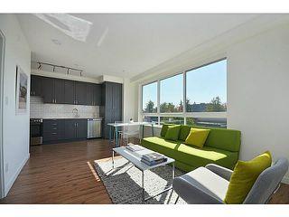 Photo 2: # 306 683 E 27TH AV in Vancouver: Fraser VE Condo for sale (Vancouver East)  : MLS®# V1015460