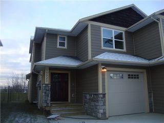 Photo 1: 10925 104A Avenue in Fort St. John: Fort St. John - City NW House 1/2 Duplex for sale (Fort St. John (Zone 60))  : MLS®# N231950