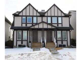 Photo 1: 42 ELGIN MEADOWS Park SE in CALGARY: McKenzie Towne Residential Attached for sale (Calgary)  : MLS®# C3601180