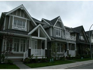 """Photo 1: 7697 211A Street in Langley: Willoughby Heights House for sale in """"YORKSON"""" : MLS®# F1408371"""