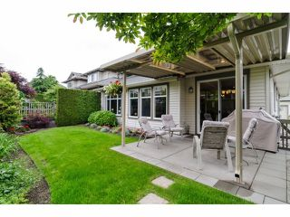 "Photo 16: 49 15188 62A Avenue in Surrey: Sullivan Station Townhouse for sale in ""Gillis Walk"" : MLS®# F1413374"