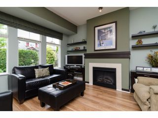 "Photo 8: 49 15188 62A Avenue in Surrey: Sullivan Station Townhouse for sale in ""Gillis Walk"" : MLS®# F1413374"