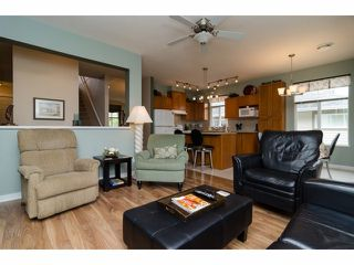 "Photo 9: 49 15188 62A Avenue in Surrey: Sullivan Station Townhouse for sale in ""Gillis Walk"" : MLS®# F1413374"