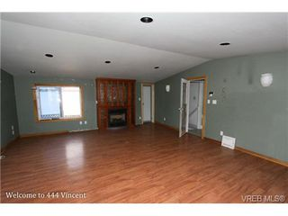 Photo 7: 444 Vincent Ave in VICTORIA: SW Gorge House for sale (Saanich West)  : MLS®# 674178