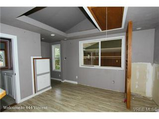 Photo 13: 444 Vincent Ave in VICTORIA: SW Gorge House for sale (Saanich West)  : MLS®# 674178