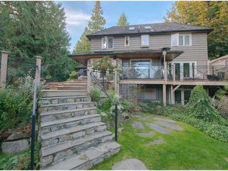 "Photo 11: 4648 PICCADILLY NORTH Road in West Vancouver: Caulfeild House for sale in ""Caulfeild"" : MLS®# V1089731"
