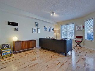 Photo 7: B 26 34 Avenue SW in Calgary: Erlton Townhouse for sale : MLS®# C3644090