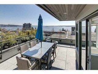 "Photo 1: 303 2432 HAYWOOD Avenue in West Vancouver: Dundarave Condo for sale in ""THE HAYWOOD"" : MLS®# V1110878"