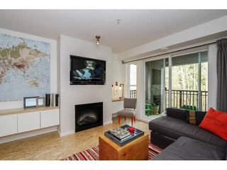 "Photo 4: 309 3050 DAYANEE SPRINGS BL Boulevard in Coquitlam: Westwood Plateau Condo for sale in ""BRIDGES"" : MLS®# V1111304"