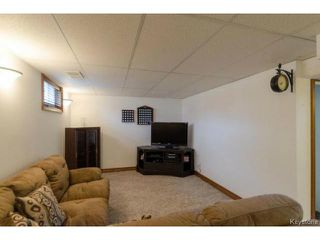 Photo 12: 407 Amherst Street in WINNIPEG: St James Residential for sale (West Winnipeg)  : MLS®# 1510775