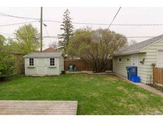 Photo 19: 407 Amherst Street in WINNIPEG: St James Residential for sale (West Winnipeg)  : MLS®# 1510775