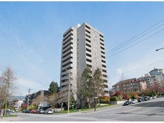 Photo 1: 1002 110 W 4TH Street in North Vancouver: Lower Lonsdale Condo for sale : MLS®# V1140913