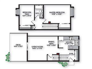 Photo 3: 111 4810 40 Avenue SW in Calgary: Glamorgan House for sale : MLS®# C4033222