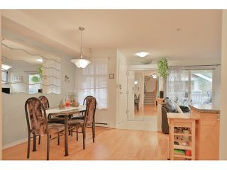 "Photo 5: 37 7488 SOUTHWYNDE Avenue in Burnaby: South Slope Townhouse for sale in ""LEDGESTONE I"" (Burnaby South)  : MLS®# R2013482"