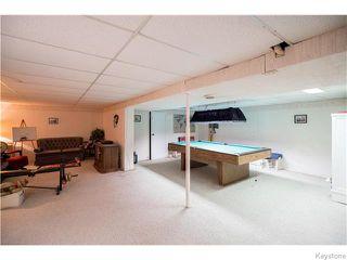 Photo 17: 1214 Kildonan Drive in Winnipeg: East Kildonan Residential for sale (North East Winnipeg)  : MLS®# 1604914