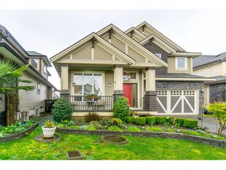 """Photo 2: 8157 211 Street in Langley: Willoughby Heights House for sale in """"Yorkson"""" : MLS®# R2043552"""
