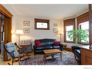 Photo 2: 221 Walnut Street in Winnipeg: West End / Wolseley Residential for sale (West Winnipeg)  : MLS®# 1609946