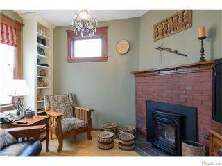 Photo 4: 221 Walnut Street in Winnipeg: West End / Wolseley Residential for sale (West Winnipeg)  : MLS®# 1609946