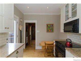 Photo 7: 221 Walnut Street in Winnipeg: West End / Wolseley Residential for sale (West Winnipeg)  : MLS®# 1609946