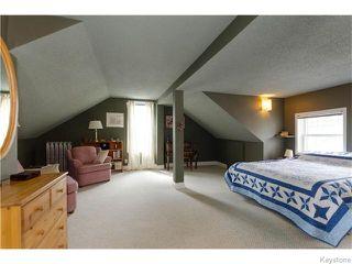 Photo 14: 221 Walnut Street in Winnipeg: West End / Wolseley Residential for sale (West Winnipeg)  : MLS®# 1609946