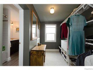 Photo 16: 221 Walnut Street in Winnipeg: West End / Wolseley Residential for sale (West Winnipeg)  : MLS®# 1609946