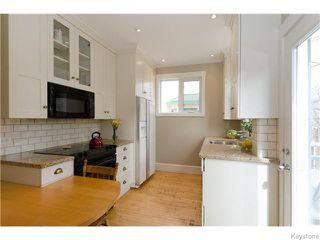 Photo 6: 221 Walnut Street in Winnipeg: West End / Wolseley Residential for sale (West Winnipeg)  : MLS®# 1609946