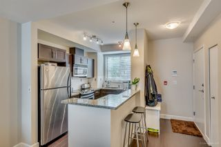 Photo 2: 232 2108 ROWLAND Street in Port Coquitlam: Central Pt Coquitlam Townhouse for sale : MLS®# R2065588