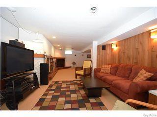 Photo 13: 31 Briar Cliff Bay in Winnipeg: Fort Garry / Whyte Ridge / St Norbert Residential for sale (South Winnipeg)  : MLS®# 1611383