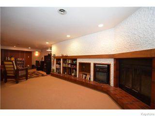 Photo 14: 31 Briar Cliff Bay in Winnipeg: Fort Garry / Whyte Ridge / St Norbert Residential for sale (South Winnipeg)  : MLS®# 1611383