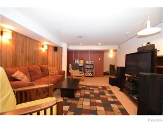 Photo 12: 31 Briar Cliff Bay in Winnipeg: Fort Garry / Whyte Ridge / St Norbert Residential for sale (South Winnipeg)  : MLS®# 1611383