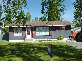 Photo 1: 116 VOYAGEUR Drive in Prince George: Highglen House for sale (PG City West (Zone 71))  : MLS®# R2066853