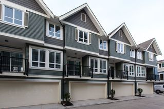 "Photo 1: SL.9 14388 103 Avenue in Surrey: Whalley Townhouse for sale in ""The Virtue"" (North Surrey)  : MLS®# R2068850"