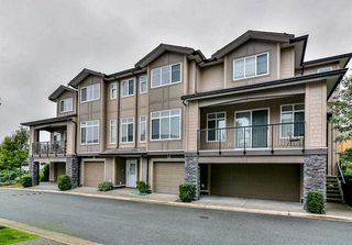 "Photo 1: 24 22865 TELOSKY Avenue in Maple Ridge: East Central Townhouse for sale in ""WINDSONG"" : MLS®# R2099659"