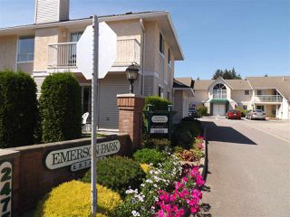 Photo 1: 1 2475 EMERSON Street in Abbotsford: Abbotsford West Townhouse for sale : MLS®# R2101704