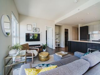 """Photo 4: 424 1588 E HASTINGS Street in Vancouver: Hastings Condo for sale in """"Boheme"""" (Vancouver East)  : MLS®# R2164090"""