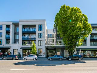 """Photo 1: 424 1588 E HASTINGS Street in Vancouver: Hastings Condo for sale in """"Boheme"""" (Vancouver East)  : MLS®# R2164090"""