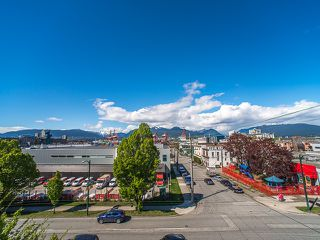 """Photo 18: 424 1588 E HASTINGS Street in Vancouver: Hastings Condo for sale in """"Boheme"""" (Vancouver East)  : MLS®# R2164090"""