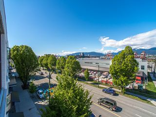 """Photo 19: 424 1588 E HASTINGS Street in Vancouver: Hastings Condo for sale in """"Boheme"""" (Vancouver East)  : MLS®# R2164090"""
