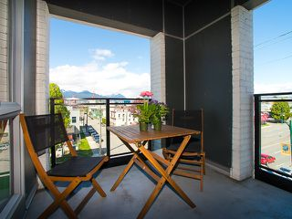 """Photo 12: 424 1588 E HASTINGS Street in Vancouver: Hastings Condo for sale in """"Boheme"""" (Vancouver East)  : MLS®# R2164090"""