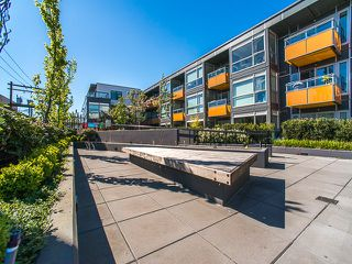"""Photo 15: 424 1588 E HASTINGS Street in Vancouver: Hastings Condo for sale in """"Boheme"""" (Vancouver East)  : MLS®# R2164090"""