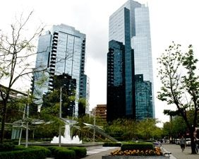 Main Photo: 706 1050 Burrard Street in Vancouver: Downtown VW Condo for sale (Vancouver West)  : MLS®# R2133176